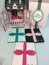 BNIB Too Faced LE Grand Chateau 3 Eyeshadow Palettes Than Sex Mascara w/receipt - $94.99