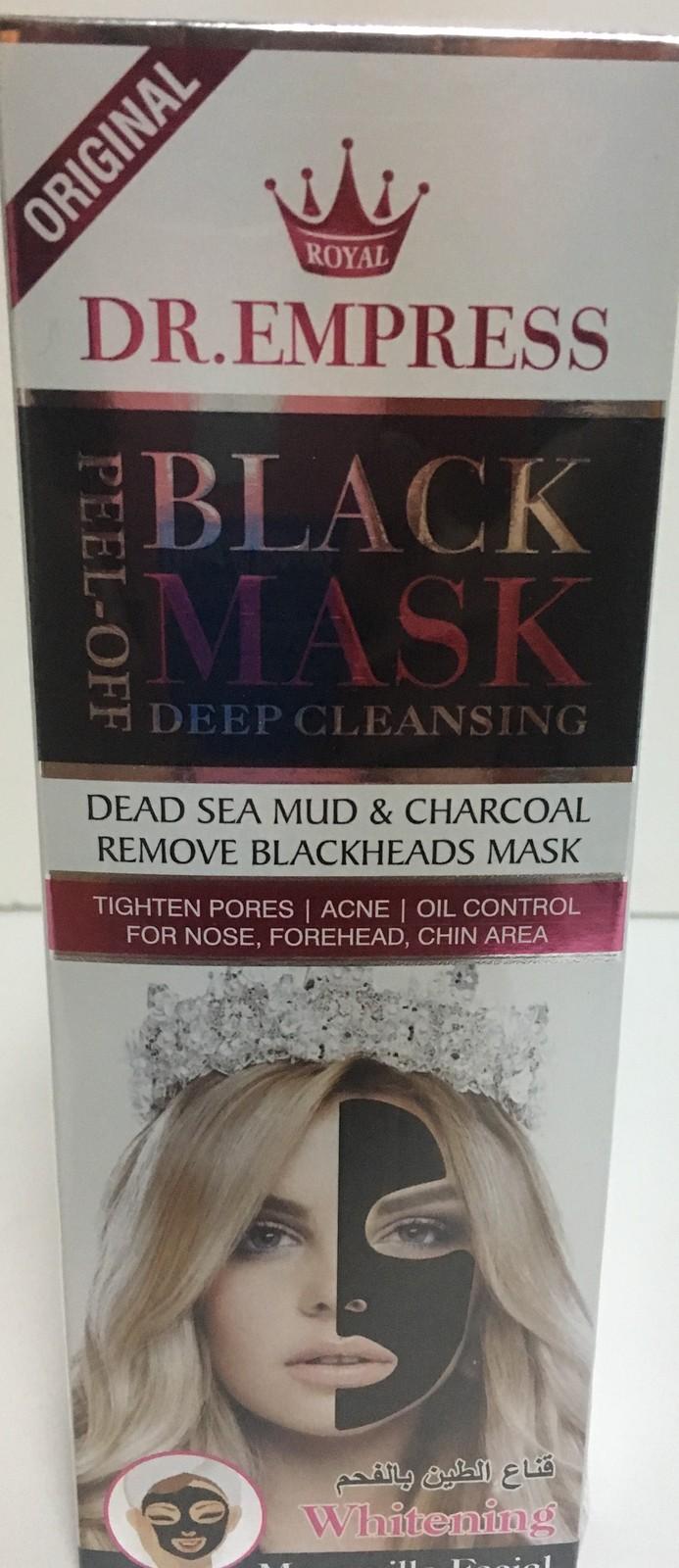 Dr. Empress Black Mask Peel-Off 4.05 OZ Whitening Cleaning