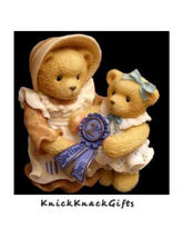 "CHERISHED TEDDIES SIMONE and JHODI ""I'VE ALWAYS BELIEVED in YOU""  601551 - $8.50"