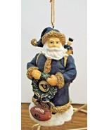 NFL St Louis/LA Rams Santa Ornament The Memory Company 1st In Limited Se... - $9.89