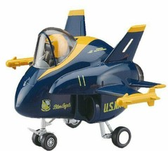 Hasegawa Egg Plane US Navy F / A-18 Blue Angels non-scale plastic model ... - $22.09