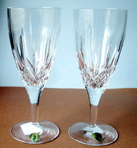 Waterford Lismore Traditions Iced Beverage Set of 2 Made in Ireland 127924 New - $124.90