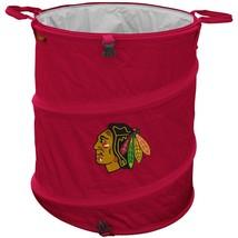 Collapsible Cooler Bag, Logo Chicago Blackhawks Red 3-in-1 Outdoor Cooler - $43.99
