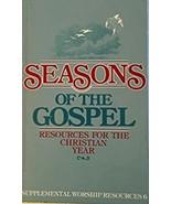 Seasons of the Gospel, Church Leadership by Hoyt Hickman - $9.95