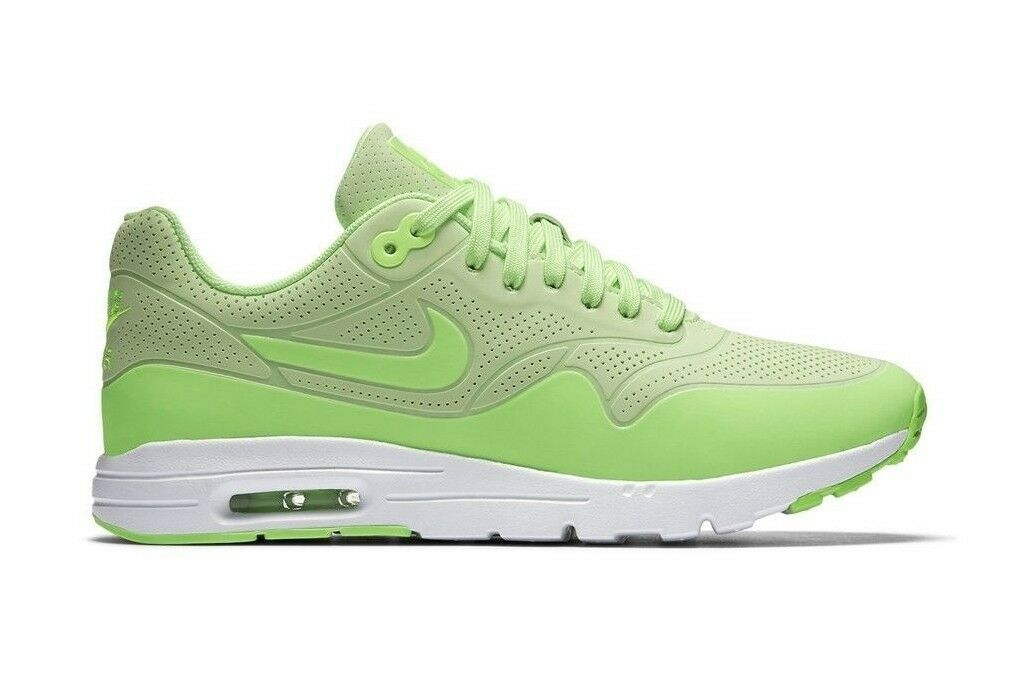 Primary image for Nike Women's Air Max 1 Ultra Moire Shoes NEW AUTHENTIC Ghost Green 704995-302