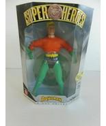 Aquaman Super Heroes Figure by Hasbro DC Silver Age Collection NIB - $49.49