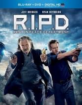 R.I.P.D. Blu Ray/DVD Combo Pack/Digital Hd W/Ultraviolet