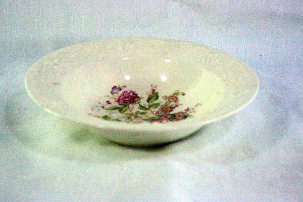 "Homer Laughlin Floral TH6 L47N5 Berry Bowl 5 5/8"""