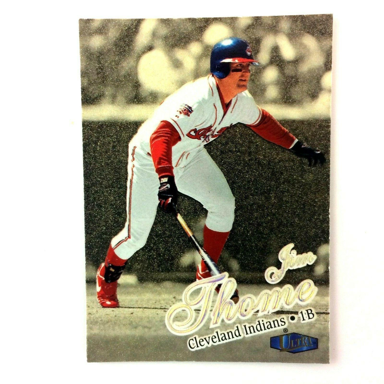 Jim Thome 1998 Fleer Ultra Gold Medallion Paralllel #126 MLB CLE Indians - $3.91