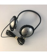 Sony Walkman Discman MDR-G42 Neckband Headphones TESTED NEED PADS - $11.87