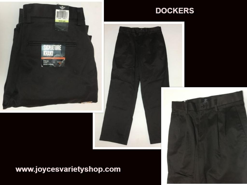 Brown dockers mens 30 web collage