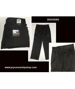 Dockers Signature Khaki Pants Men's 30 x 30 Dark Chocolate NWT Wrinkle Free - $16.99