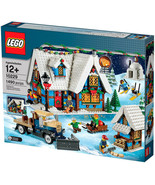 RARE RETIRED LEGO WINTER VILLAGE COTTAGE COLLECTOR SET 10229 NEW IN SEAL... - $313.49