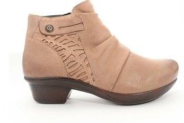 Abeo Cadence Booties Taupe Women's Size US 9.5 ( ) 5638 - $90.00