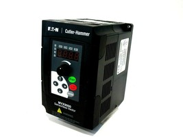 USED CUTLER HAMMER MVX003A0-4 AC DRIVE MVX003A04 - $384.98