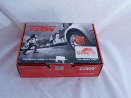 Disc Brake Pad Set-Premium Disc Brake Pad Front TRW TPC1295 - $48.43