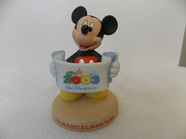2003 Walt Disney World Mickey Mouse Figurine  - $25.00