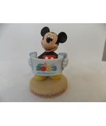 2003 Walt Disney World Mickey Mouse Figurine  - $25.00