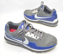 US Size Air Gray Blue Max Shoes 11 Mens Excellent Nike Condition 5 5xg7Iqwn0S