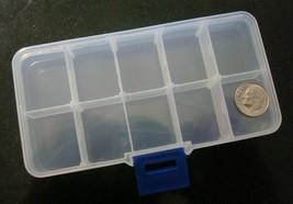 Perlen Aufbewahrung Leicht zu Bedienen Angel Nähen Basteln Behälter 10 S... - $1.49