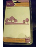 "Crafter's Companion ""Rolling Landscape"" - $10.00"