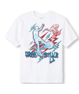 Boys short sleeve freestyle graphic top - $7.50