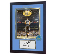 new Stephen Curry Golden State Warriors autographed signed photo print F... - $20.39