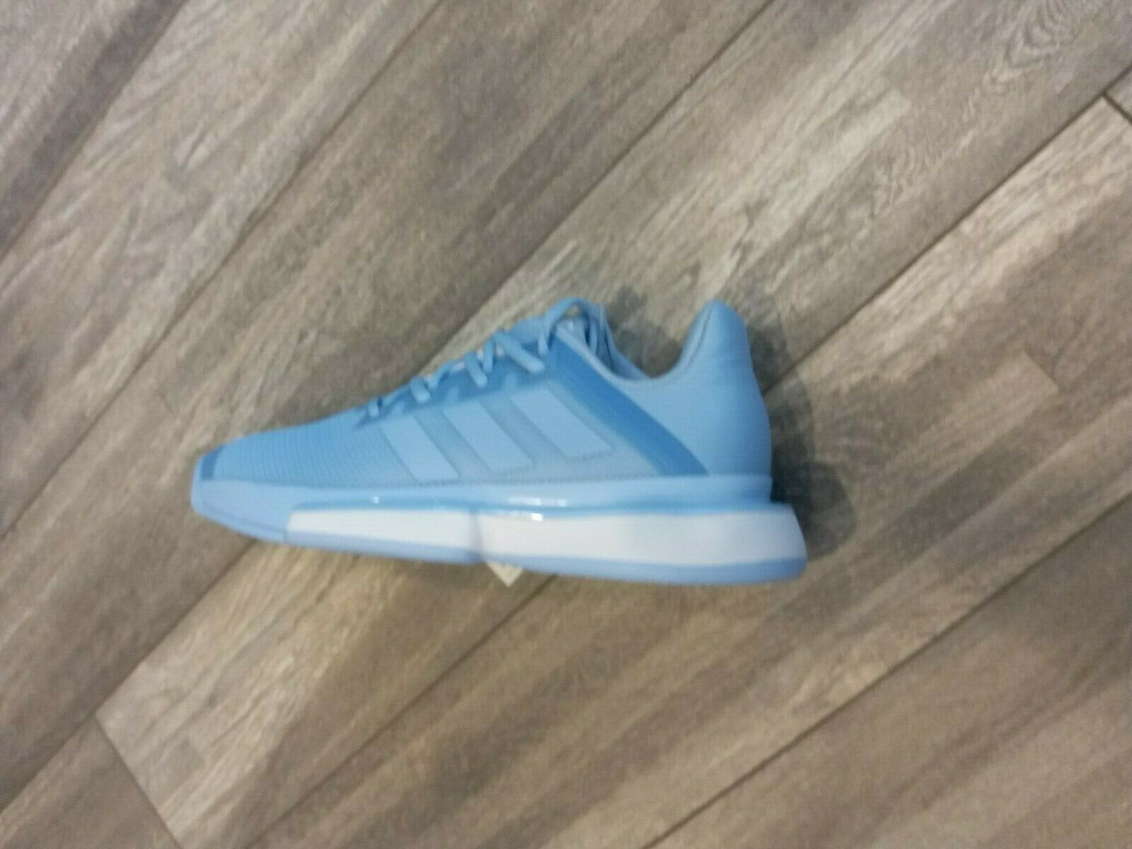 Primary image for Adidas new sole match bounce EE9561 Adiwear Blue