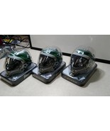 Lot of 3 New GENUINE Dallas Stars Franklin Sports NHL Mini Goalie Mask - $54.73