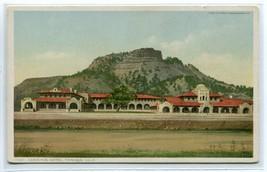 Cardenas Hotel Trinidad Colorado 1910c Phostint postcard - $6.93