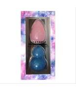 KESTREL* 2pc Set PROFESSIONAL SILICONE SPONGE Makeup Blending PINK+BLUE ... - $3.99