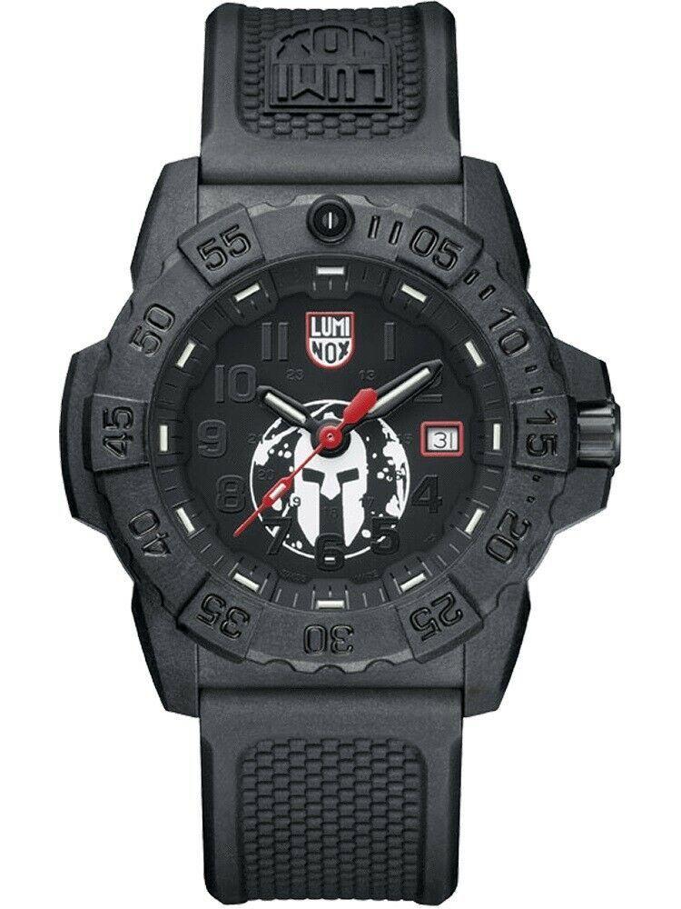 Luminox XS.3501.SPARTAN 3500 Series Quartz 45mm Men's Watch Swiss made limited