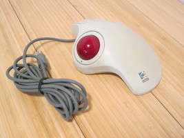 Logitech TrackMan Marble Trackball PS2 Wired Computer Mouse 3 Buttons T-... - $578,05 MXN