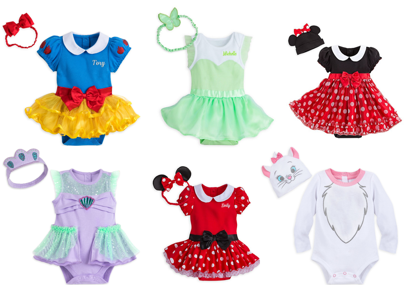 Disney Store Baby Bodysuit Costume Dress and 50 similar items