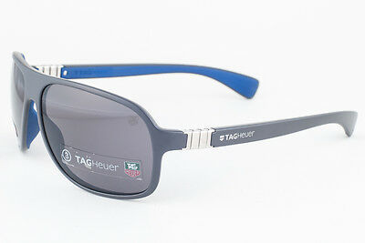 Primary image for Tag Heuer Legend 9303 Dark Gray Blue / Gray Sunglasses TH9303 103