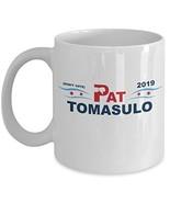 Don't Vote Pat Tomasulo Mayor Chicago P Thumbs Down 2019 Coffee Mug Gift... - $15.99