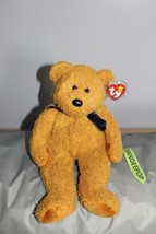 """TY Retired Beanie Buddies Collection 13"""" Large Fuzz Bear 1999 - $19.79"""