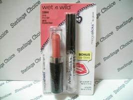 Wet N Wild MegaShield & Megaslicks Lip Color #33844 It's a Girl - $5.93