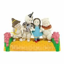Wizard Of Oz Department 56 SnowBabies Yellow Brick Road Figurine NIB - $79.99