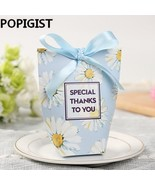 POPIGIST® Wedding Favor Sweet Gift Candy Boxes For Wedding Baby Shower B... - $54.10