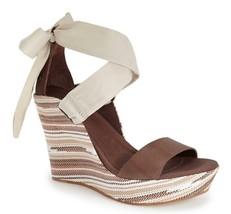New in Box - UGG Australia Jules Serape Platform Wedge Sandals Size 9 - $49.99