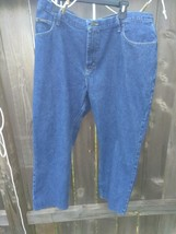 Riders  Lee Women's Blue Jeans Denim Pants Size 20 W  Petite 39x26 - $6.35