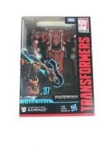 Transformers Studio Series Constructicon Rampage Voyager Class #37 NEW S... - $32.62