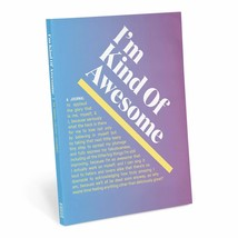 I'm Kind of Awesome Inner-Truth Journal (Ombre Version) - $15.99