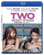 Two Night Stand [Bluray] [Blu-ray] (Bilingual)  - $26.65