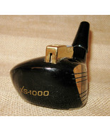 Golf Novelty Ram 1 xs-1000 Club Table Top Brown Cigarette Lighter Tobacc... - $29.99