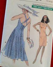 Vogue 7146 Misses dress sz 12-14-16 ff uncut - $5.50