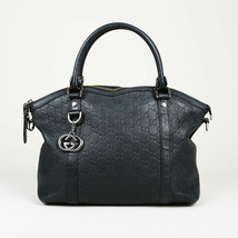"Gucci Guccissima Leather ""Charm Dome"" Shoulder Bag - $735.00"