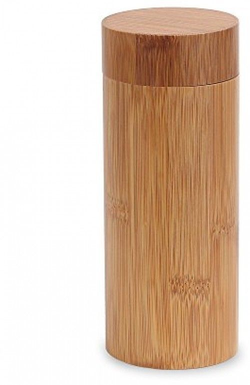Molshine Cylindrical Sunglasses Case,Bamboo Wood Box For Sunglasses,Eyewear Is - $26.76