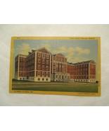 Dallas Texas Postcard United States Veterans Hospital In Dallas at Lisbo... - $5.99
